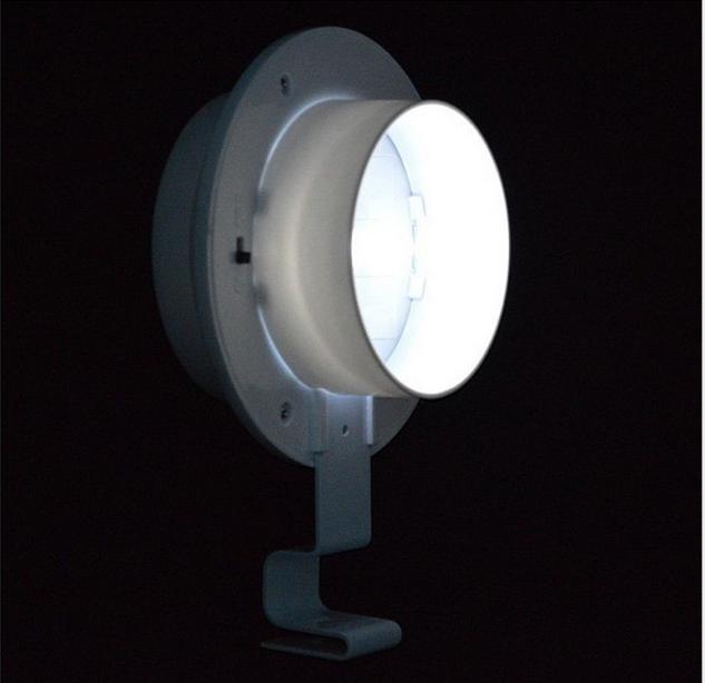 도매 태양 전원 벽 LED 조명 야드 울타리 거터-야외 벽 램프 -상품 ...