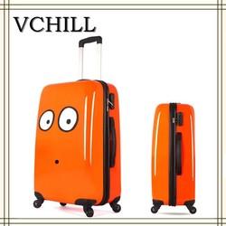 2015 Eminent fancy children cartoon luggage
