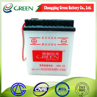 Dry battery Motorcycle Electrical/ Replacement Motorcycle Battery (6V 4AH)