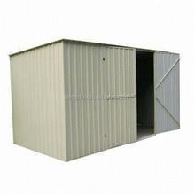 excellent garden shed/storage shed/metal shed