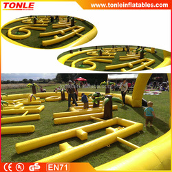 most popular Inflatable crazy golf course for sale