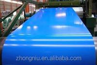 HS Code 7210701000 G380 Prepainted Aluzinc Color Steel Sheet