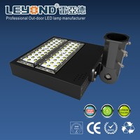 led parking light for double deck car parking Meanwell driver led road lamp 120-130lm/w