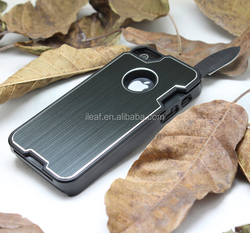 New Creative Knife Case for iPhone 5S 5G with Slide Out Pocket Knife and Camping Multifunction Knife phone case