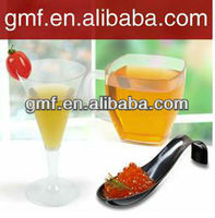 2013 hot sale popular biodegradable wholesale airline catering mini ps plastic disposable tableware for parties