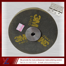 dinnerware wire and stain finish nylon polishing wheel