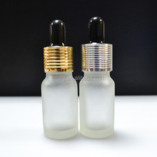 30ml clear glass bottle with dropper, 1 fl oz glass dropper bottle, blue, green, amber, frosted bottles available in more sizes