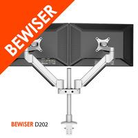 Hot sale Flexible dual LCD monitor desk mount
