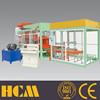 Super Machine QT12-15 automatic color pavers block brick making machine