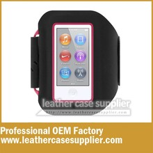 profession OEM waterproofsports armband cases for ipod nano 5
