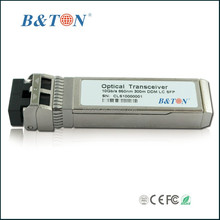 10Gbps 850nm Multimode 300m SFP+ Transceiver Module for MMF with DDMI