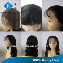 New Arrival Large Stock Natural Color Unprocessed Virgin Remy Soft Top Quality Low Price Fast Delivery silk base full lace wig