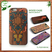 OME cheap wood mobile phone cases, Shenzhen Mobile Phone accessories Factory in China for iphone 5 case with lasered image