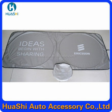 142*67 front window car sunshade sound insulation materials for car