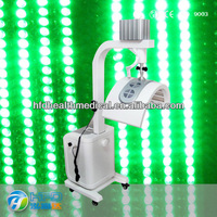 pdt led photodynamic therapy blue light red light infrared CE