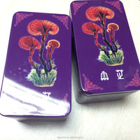cookie biscuit candy etc Use and Metal Material tea tin box