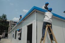 2015 Latest modern prefabricated house /modular home