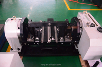 Feeler VMP series of precision vertical machining center form a complete set with engine shell precision hydraulic clamps