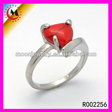 WOMEN'S 925 STERLING SILVER INFINITY RING HEART SHAPED RINGS DESIGN ONLY FOR ONE