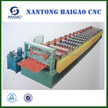 Single Layer CNC Color Steel Forming Machine Undulator/Making Machine