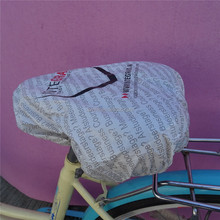 Waterproof Plastic Bike Seat Covers