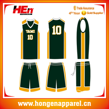 Boys Basketball Shirt, Polyester Basketball Jersey/Accessories