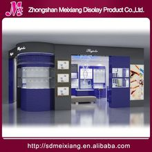 Shop display mobile cheap, MX5019 acrylic store fixture for unite states cabinet