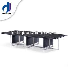 Stainless steel office meeting table(N-35)
