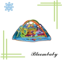 educational baby mat for baby kick and play