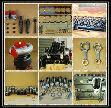 Diesel engine parts S6D110 water pump 6138-61-1860 for Komatsu engine application