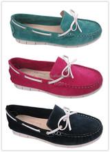 ladies fancy flat dress shoes/beautiful ladies shoes/ladies beautiful flat shoes