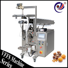 DRIED NUTS OR DRIED FRUIT PACKAGING MACHINE