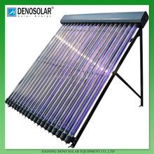 Evacuated Tube Solar Collector From Deno Solar