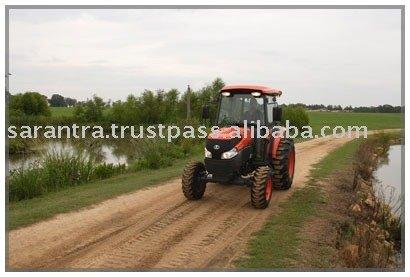 Kubota tractores agrícolas