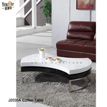 stainless steel round coffee table with stools