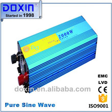 2KW pure sine shsy inverter 2000watts full power best product DOXIN