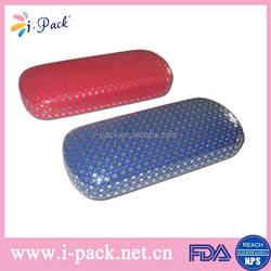 China manufacturer sell cheap bling eyeglasses case for lady/ women/ girls/ female