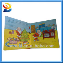 Chilren's Board Book/ Push and Pull it, you'll get surprise!