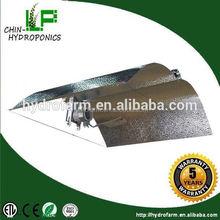 95% High reflective reflector hammer/mirror aluminum grow lampshade