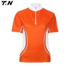 2015 new arrival team printed cycling jersey