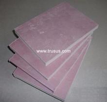 Waterproof Fireproof Drywall Gypsum Board Thickness