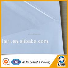 Hochwertige transparente elektrostatische folie fenster pvc-folie statisch