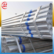 pre galvanized steel pipe tube