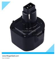 New 9.6V NI-MH 3000mAh Replacement Power Tool Rechargeable Battery for Dewalt DE9036 DE9061 DE9062 DW9061 DW9062