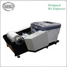 Roll to roll digital label printing machine