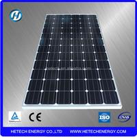 Best price per watt solar panels mono 310wp for Alibaba India