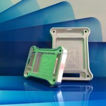 rapid prototype metal connection/cnc milling 7075 aluminium machining/aluminum cnc milling case
