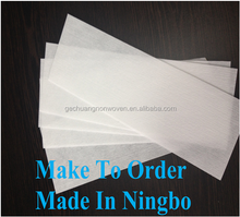 """manufacturer good quality nonwoven wax strip roll for hair remove 80g 100pcs/pack 3""""*9"""""""