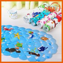 House plans lovely cartoon design suction cups anti-slip shower mat
