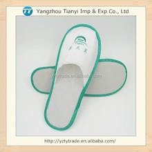 Não tecido fabricação Hotel chinelos descartáveis